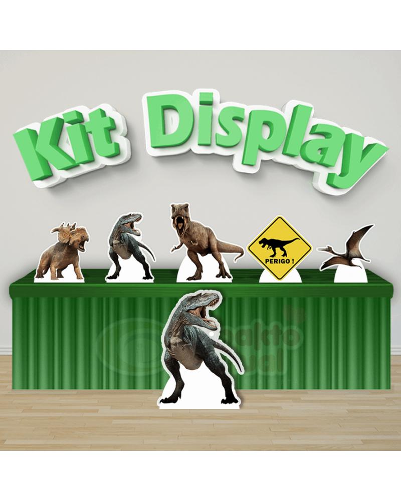 Kit Display Dinossauro (Diamante)