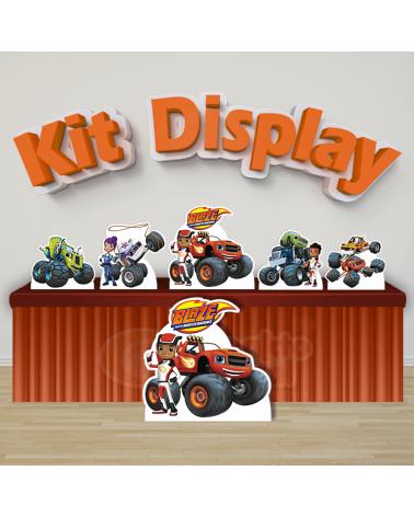 Kit Display Blaze (Diamante)