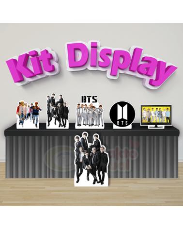 Kit Display BTS (Diamante)