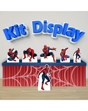 Kit Display Homem Aranha...