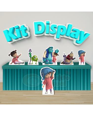 Kit Display Monstros SA...