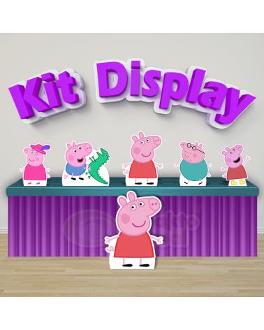 Kit Display Peppa Pig...
