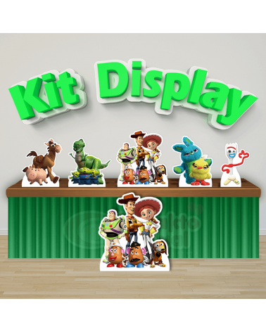 Kit Display Toy Story...