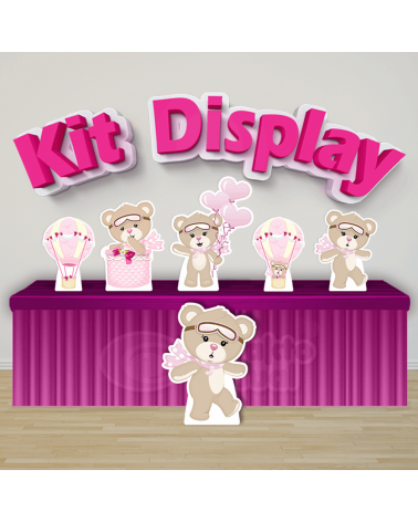 Kit Display Ursa Baloeira...