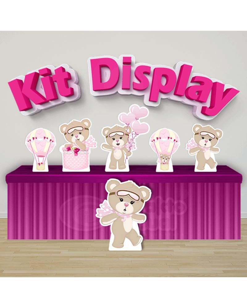 Kit Display Ursa Baloeira (Diamante)