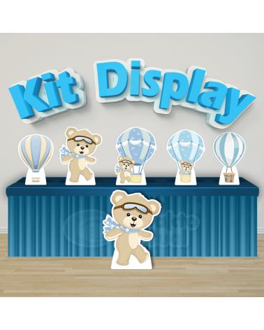Kit Display Urso Baloeiro...