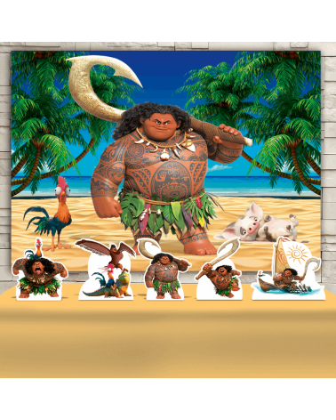 Kit Festa Maui (Prata)