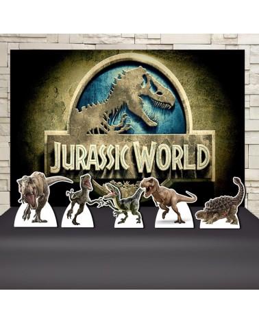Kit Festa Jurassic World...