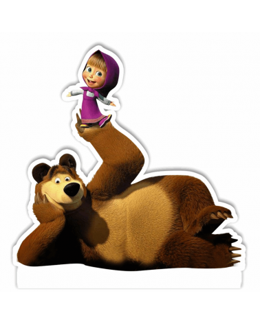 Display Masha e o Urso