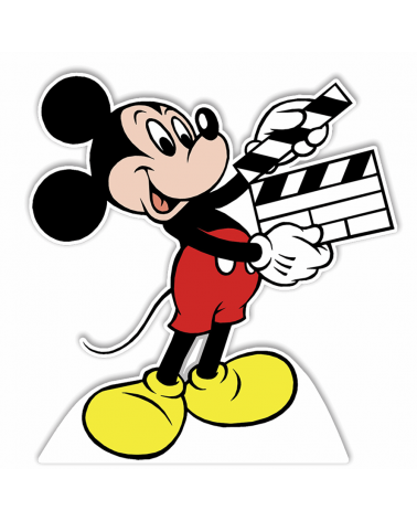 Display Mickey Mouse