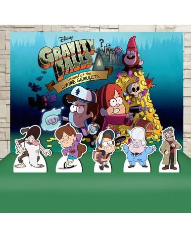 Kit Festa Gravity Falls...
