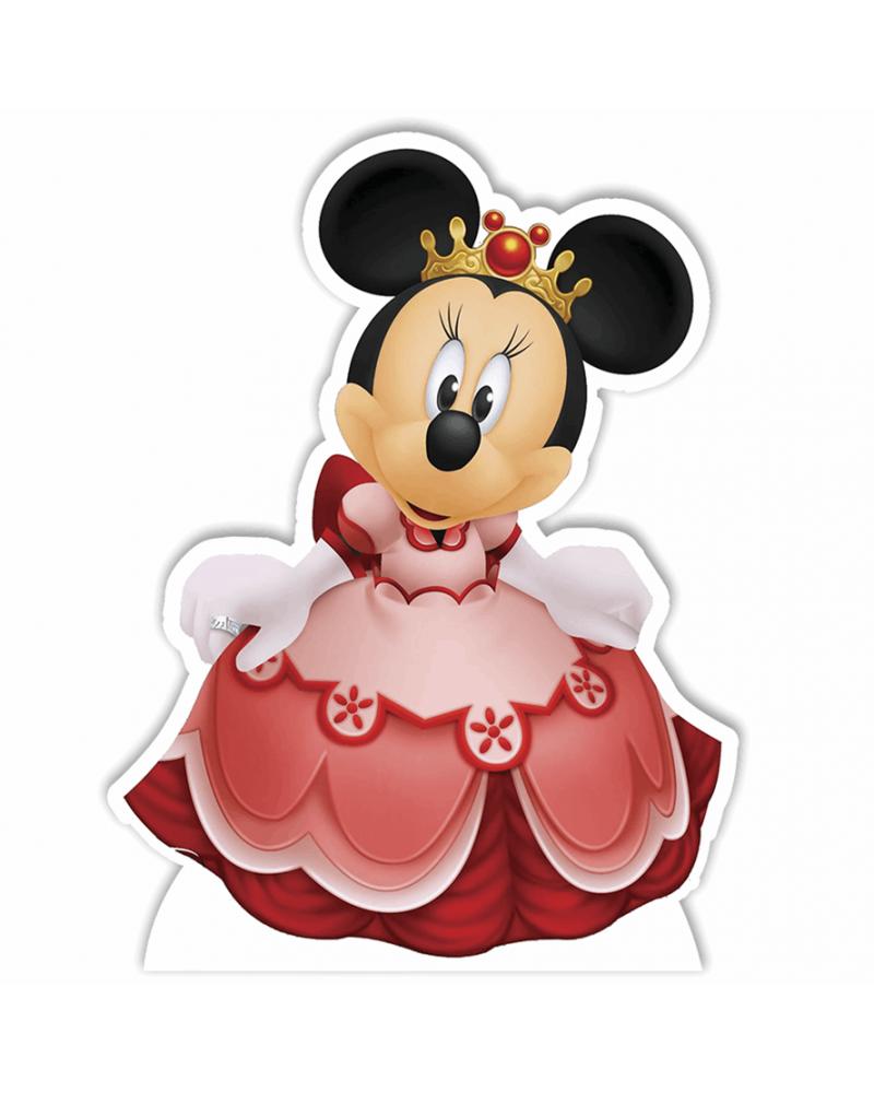 Display Minnie Vermelha