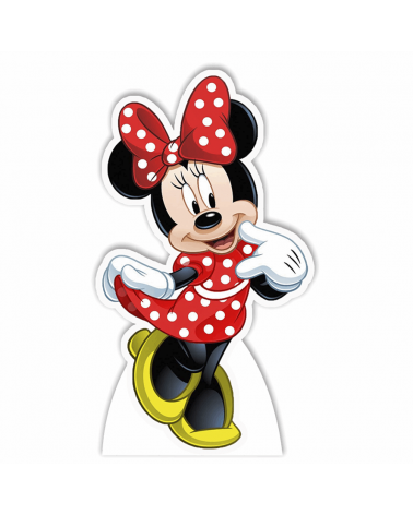 Display Minnie Vermelha