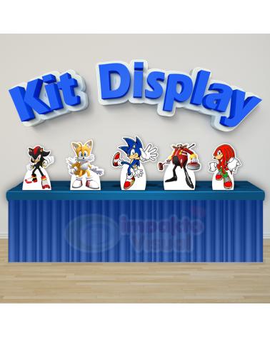 Kit Display Sonic