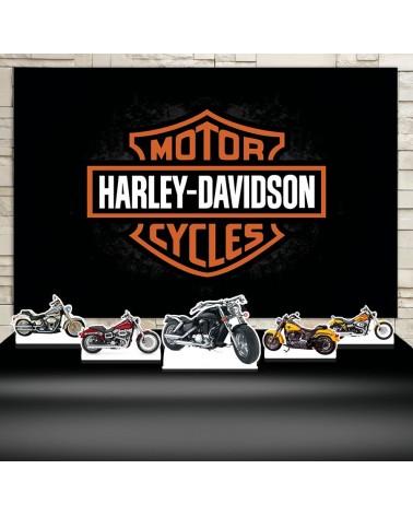 Kit Festa Harley Davidson...