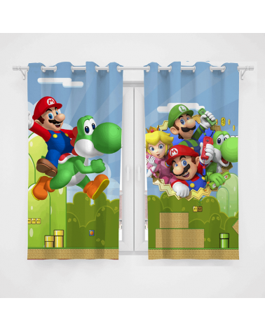 Cortina Decorativa Mario