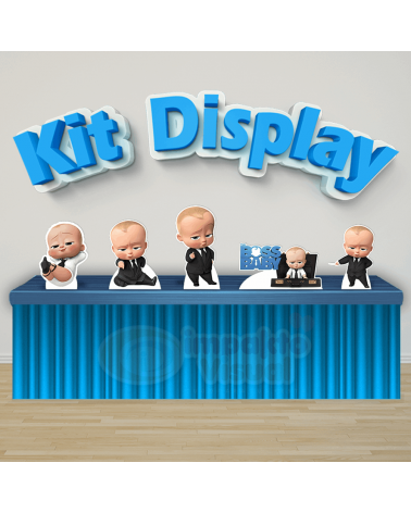 Kit Display O Poderoso...