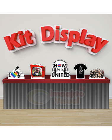 Kit Display Now United