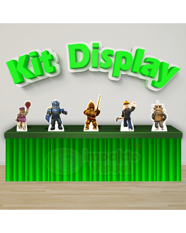 Kit Display Roblox