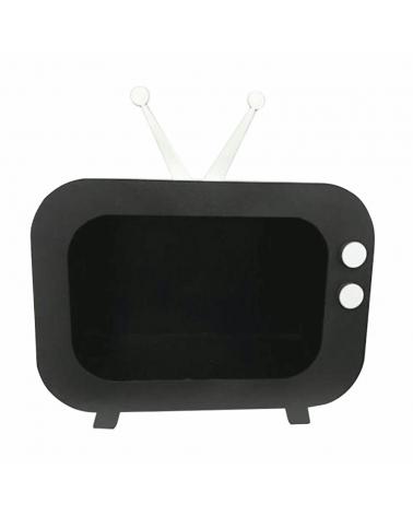 Nicho TV Retrô Preto