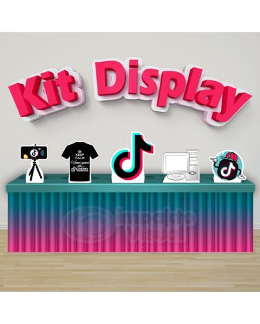 Kit Display Tik Tok