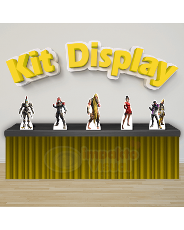 Kit Display Fortnite Season 9