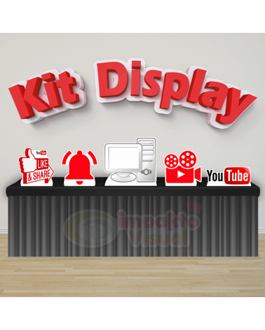 Kit Display YouTube