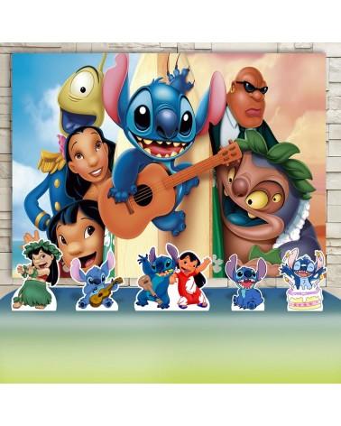 Kit Festa Lilo & Stitch...