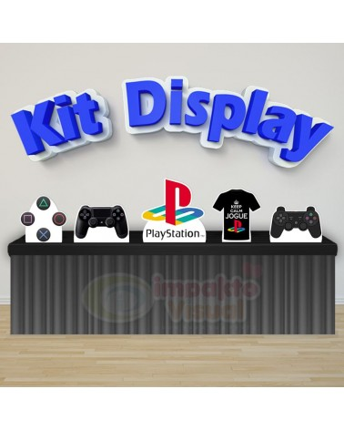 Kit Display PlayStation