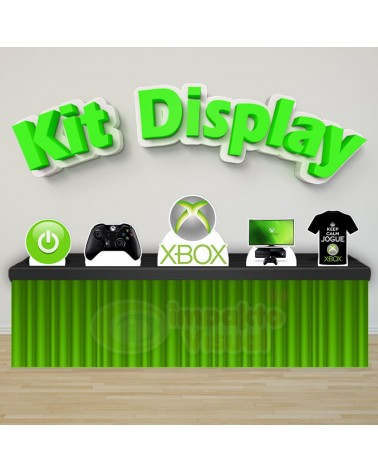 Kit Display Xbox