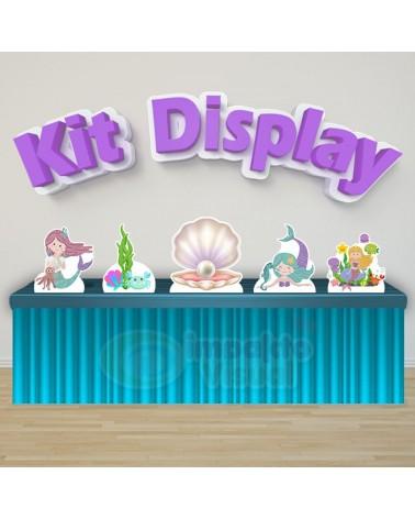 Kit Display Sereia