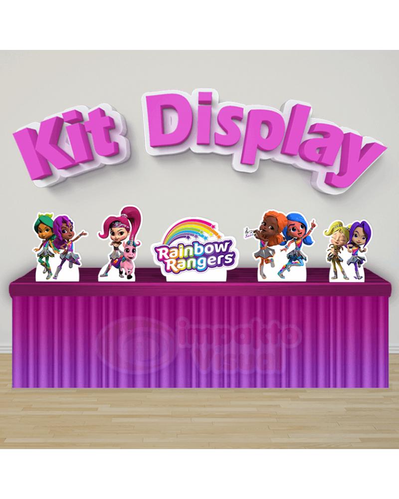 Kit Display Rainbow Rangers