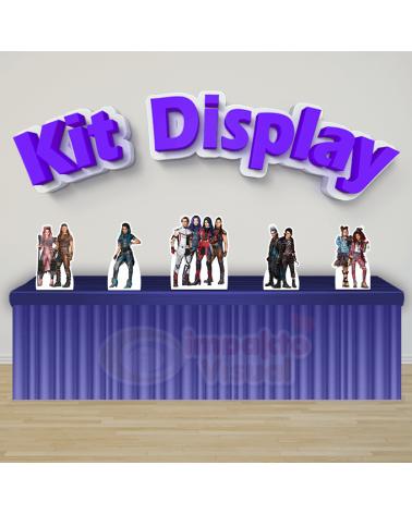 Kit Display Descendentes