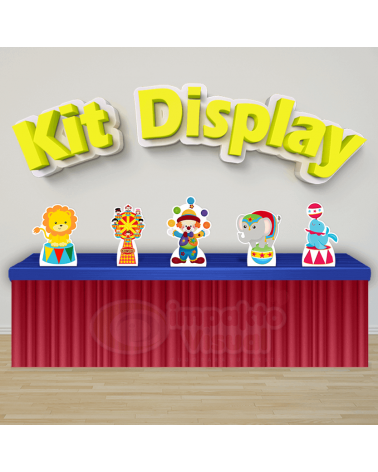 Kit Display Circo