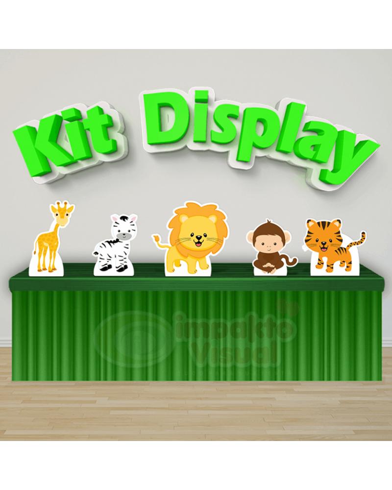 Kit Display Safari Baby