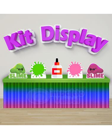 Kit Display Slime