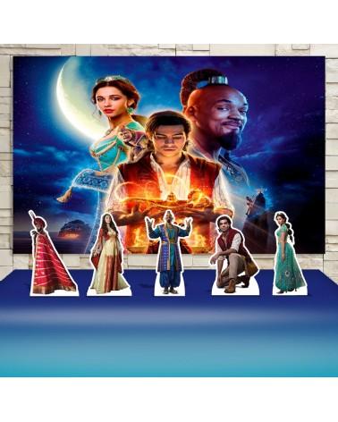 Kit Festa Aladin - Filme...