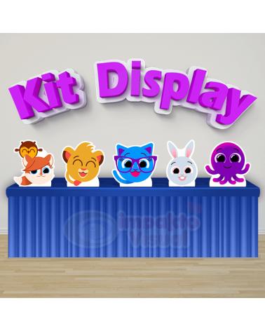 Kit Display Bolofofos
