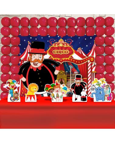 Kit Festa Circo do Bita (Ouro)