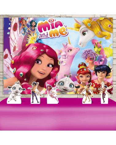 Kit Festa Mundo de Mia (Prata)