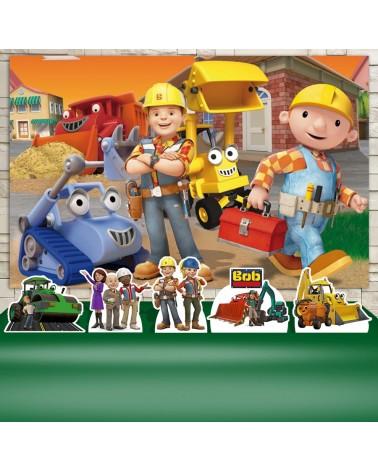 Kit Festa Bob o Construtor...