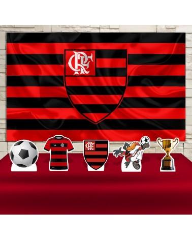 Kit Festa Flamengo (Prata)