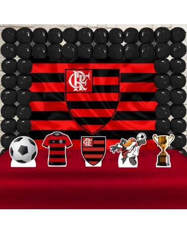 Kit Festa Flamengo (Ouro)